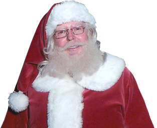 Allen Cole, Santa For Hire